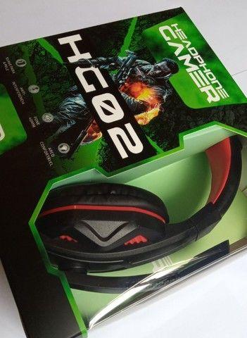 Headset Gamer KOHeadphone Gamer HG02 P2 PS4 Xbox One - Foto 4