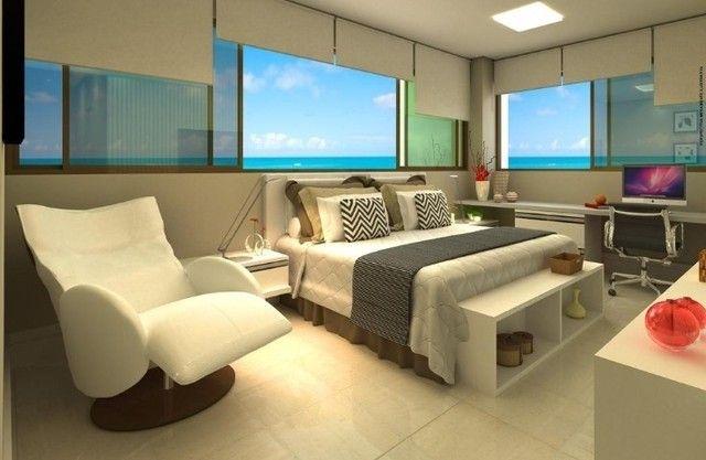 BR- Apartamento na Beira Mar de Casa Caida - 144m²   Varanda Gourmet Holanda Prime - Foto 3