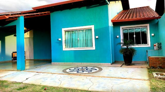 Vendo ou Alugo belíssima casa no Residencial Jardim Europa - 3 suítes