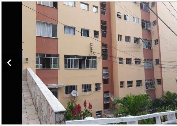 Apartamento de 2 quartos no Rio Vermelho