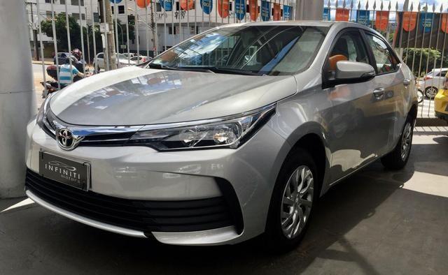 Corolla GLI 1.8 automático