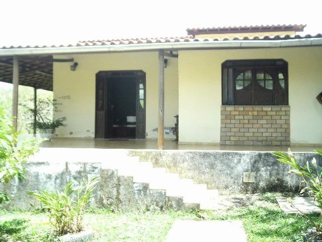 Excelente Sitio com Casa Sede Medindo 400², toda Mobilhada