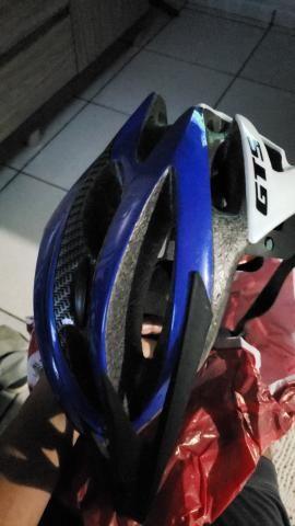 Capacete de ciclismo gts hm 52m - Foto 4