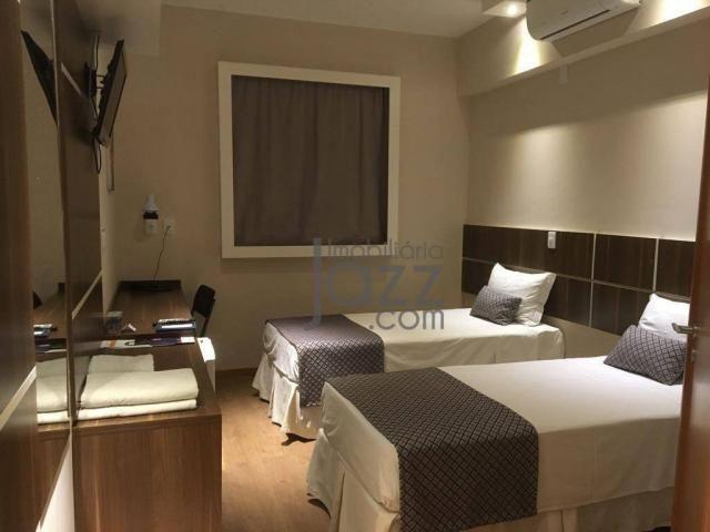 Unidade de hotel à venda, 18 m² por r$ 170.000 - parque gabriel - hortolândia/sp - Foto 8