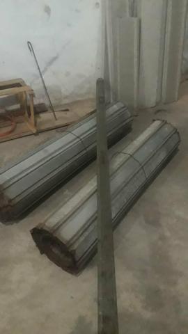 Portão de rolo barato 350
