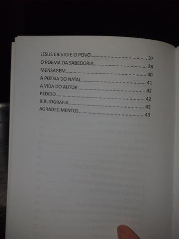 Livro de poesia