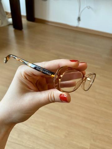 Armação óculos de grau Ralph Lauren - Foto 6