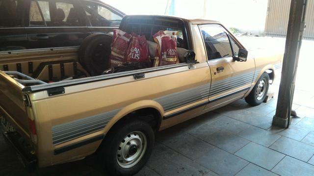 Ford Pampa 1.6 álcool