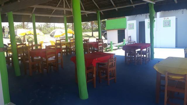 Cabana de praia restaurante - Foto 7