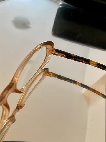 Armação óculos de grau Ralph Lauren - Foto 3