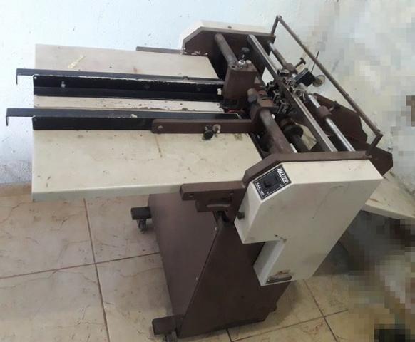Maquinário De Produção Gráfico Completo - Foto 5