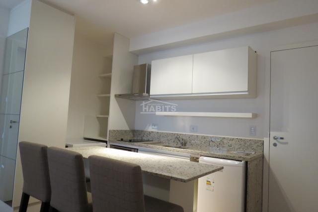 Kitchenette/conjugado para alugar com 1 dormitórios em Centro, Curitiba cod:1316 - Foto 6
