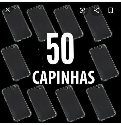 50 capinhas atacado