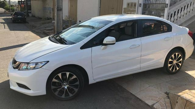 Honda Civic Lxr 2.0 flexone - Foto 4