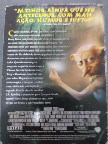 Dvd duplo Harry Potter e a Câmara secreta - Foto 6