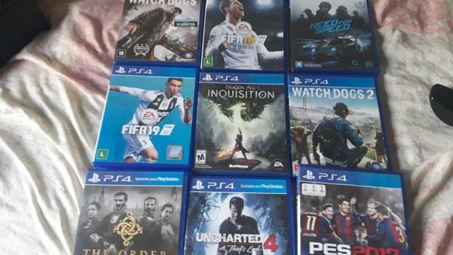 Vendo jogos top do play 4 - Foto 5
