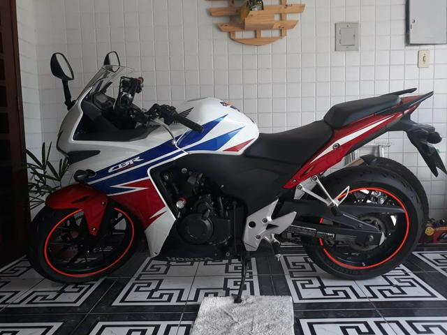 Moto CBR 500 - Foto 2
