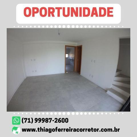 Incomparável Casa com 3 quartos e suíte em 129m² Villa Giardino Patamares - Foto 14