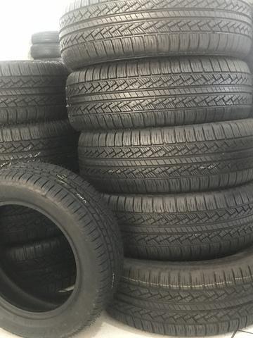 Sucesso em vendas pneus remold