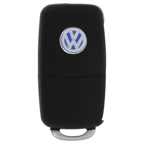 Chave Canivete Volkswagen (Carcaça) - Foto 5