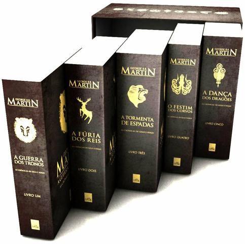 Box de colecionador Game of Thrones - Foto 2