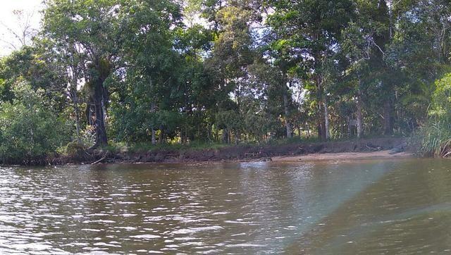 Venda Sítio as margens do Rio de Contas