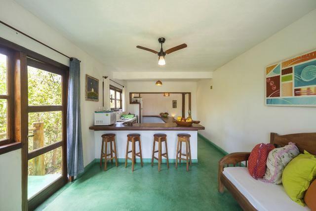 Casa na paradisiaca Praia do Espelho-Trancoso, 3 suites+1 quarto - Foto 6