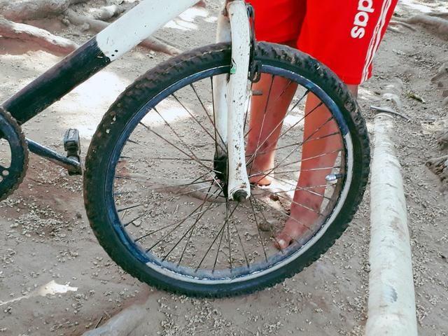 Bicicleta troca em celular dou volta de 20 reais - Foto 3