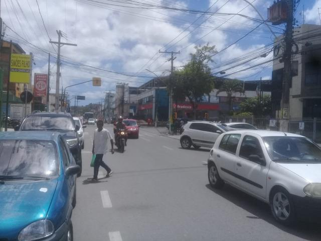 Ponto Comercial Centro de Simões Filho - Rua do Itaú - R100Imob
