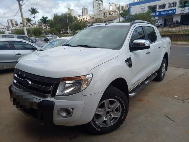 Camionete Ranger Limited 3.2 4x4 Top ano 13/14