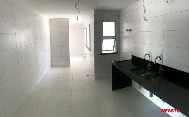 AP1559 Brisas Do Meireles, apartamento com 4 quartos, 4 vagas, lazer completo - Foto 10
