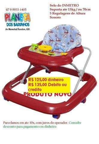 Disquinho Andaja A N D A D O R , para ensinar Bebe andar. Planeta dos Baixinhos