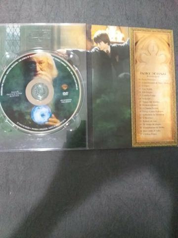 Dvd duplo Harry Potter e a Câmara secreta - Foto 3