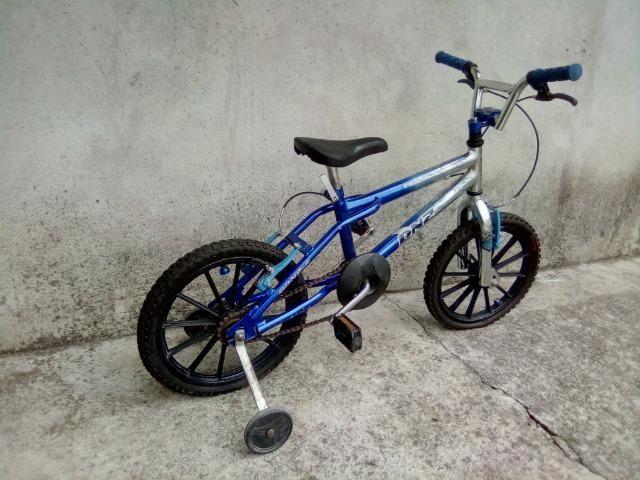 Bicicleta Ligth aro 16 semi nova - Foto 5