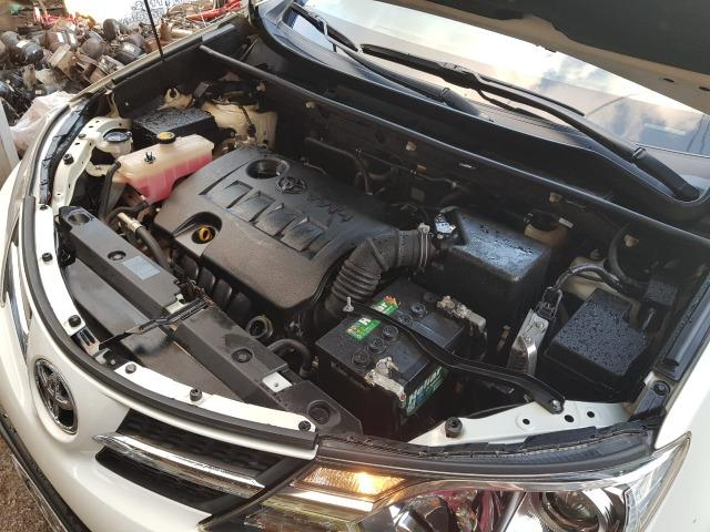 ''As revisões realizadas na concessionária, Rav 2.0 4x4 Automática Gasolina 2014/2014'' - Foto 11