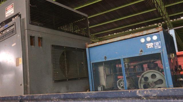 Compressor parafuso modelo GA807 - Foto 3