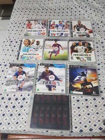 Vendo jogos do PS3 15 reais cada - Foto 2