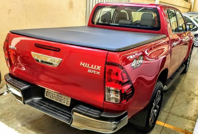Hilux SRX CD 2.8 AUT Diesel 4x4 2018 - Foto 2