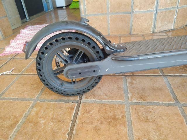 Patinete Foston - Nota fiscal, bateria extra e 2 pneus maciço infuráveis