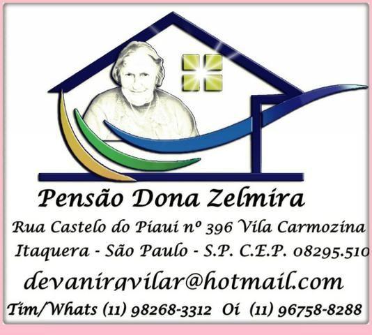 Pensão Próx ao Hosp Santa Marcelina em SP