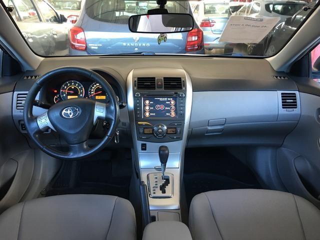 Corolla 1.8 Gli 2013/13 automático - Foto 6