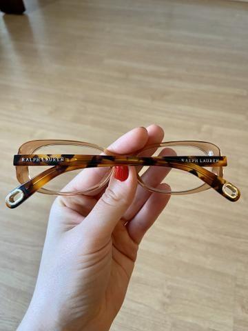 Armação óculos de grau Ralph Lauren - Foto 4