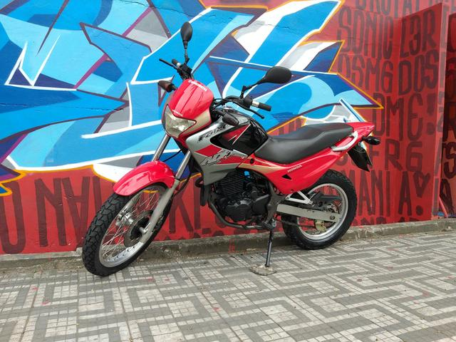 Honda nx4 falcon 2005 troco por moto de menor cilindrada - Foto 7