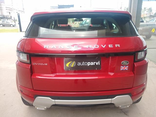 LAND ROVER RANGE ROVER EVOQUE 2.0 SE DYNAMIC 4WD 16V GASOLINA 4P AUTOMÁTICO - Foto 9