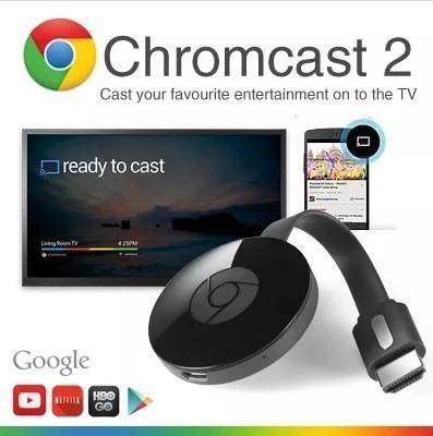 ChromeCast 2 Hdmi 1080p Original Retirar BH - Foto 3