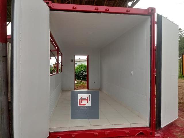 Lanchonete container 15 m² - Foto 2