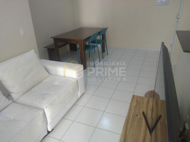 Apartamento no Alto do calhau com 02 quartos | 65m² de área
