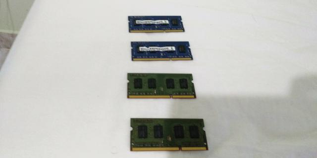 Memória para notebook DDR3 - Foto 2