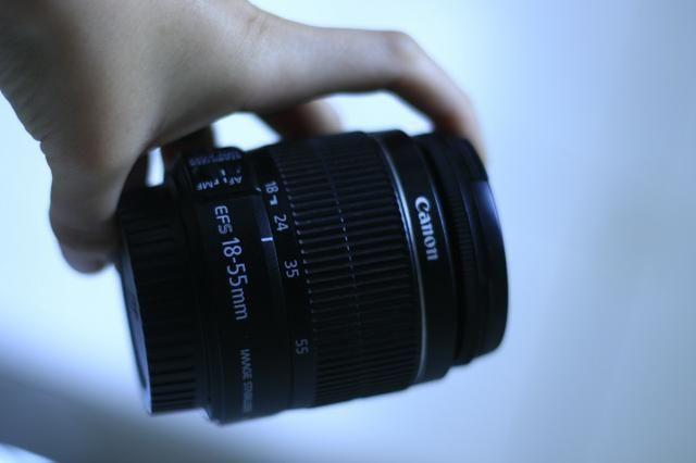 Lente 18-55mm f/3.5-5.6 Canon - Foto 3