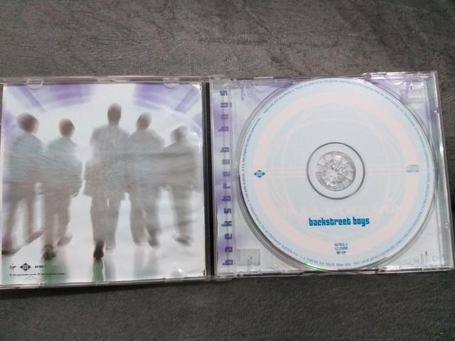 CD do Backstreet Boys - Foto 2